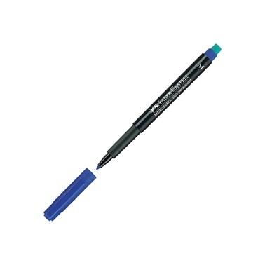 Faber Castell Kalem Mavi Renkli